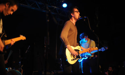 Cloud Nothings' Life Without Sound Tour is Louder Than Ever!