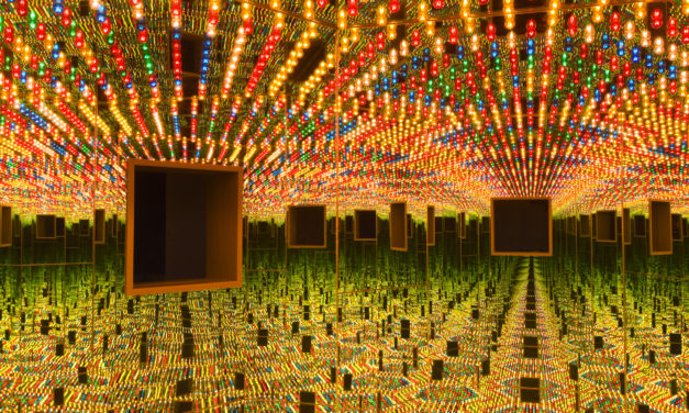 Kusama's 'Infinity Mirrors' a Vibrant Respite From Reality