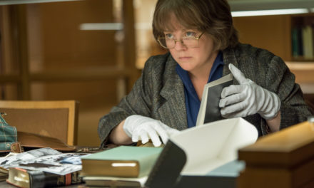 McCarthy Impresses in 'Can You Ever Forgive Me?'