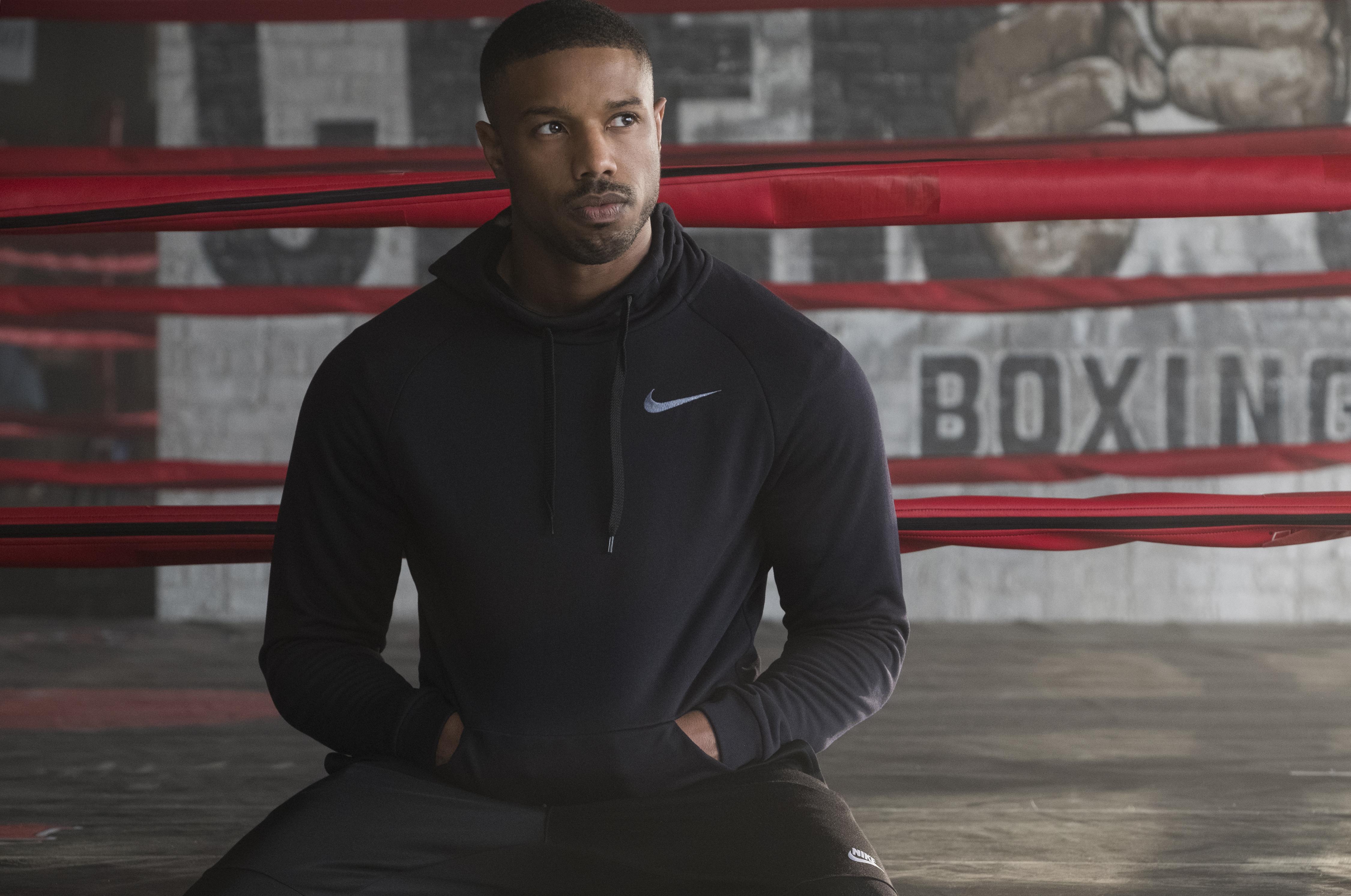 Jordan, Caple Jr. Discuss Returning to the Ring in 'Creed II'
