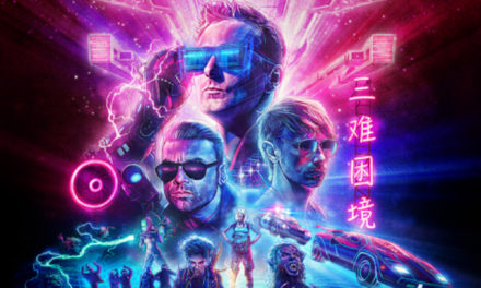 Muse's 'Simulation Theory' Ridiculously Over-the-Top