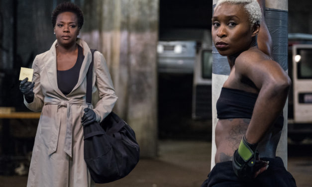 'Widows' a Troubled Marriage Between Ambition and Genre