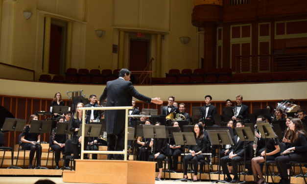 Emory Wind Ensemble, Symphony Orchestra Exhibit Incredible Precision