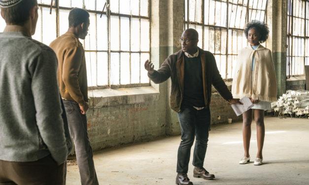 Barry Jenkins Talks Making 'Beale Street' After Winning Oscar