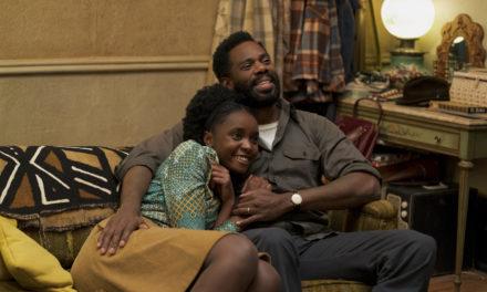 Layne, Domingo Talk Bringing Baldwin to Life in 'Beale Street'
