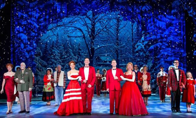 'White Christmas' is Merry, Bright and a Little Too White