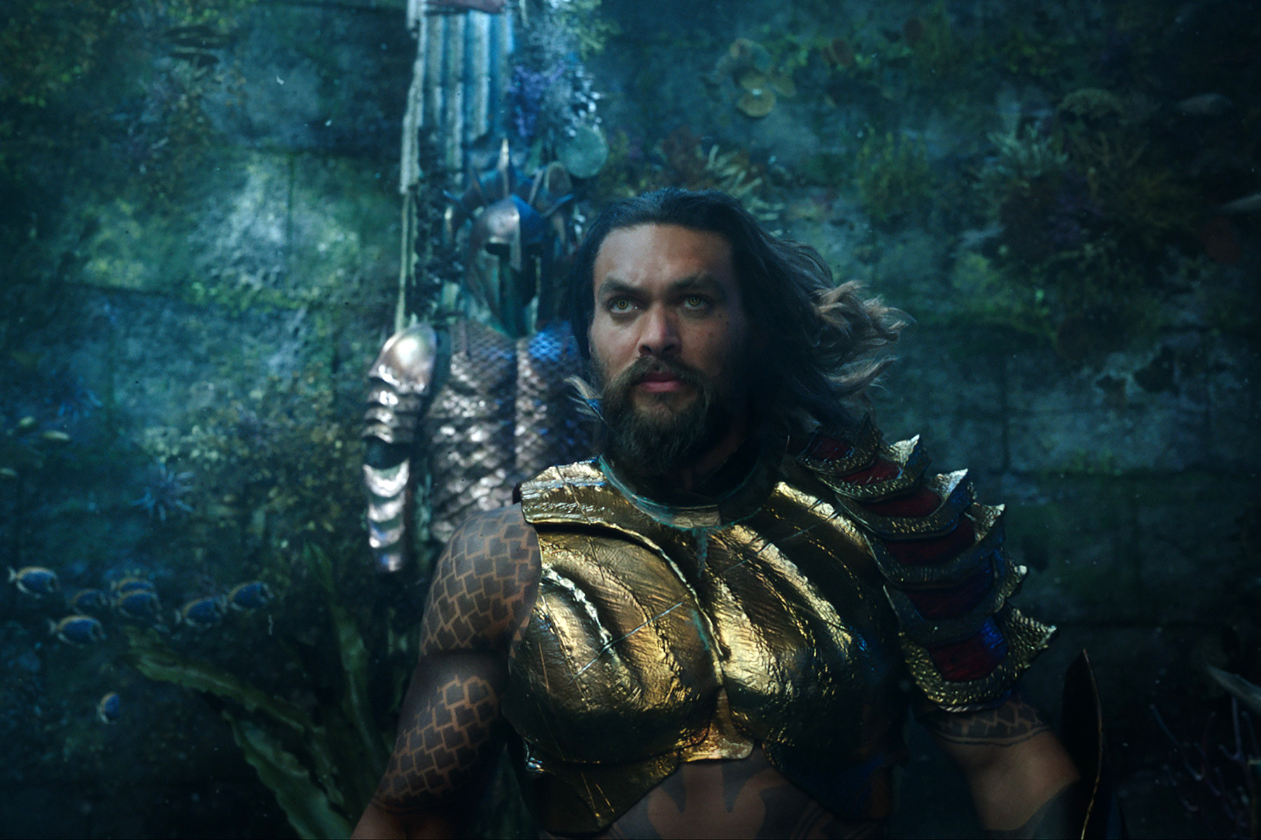 'Aquaman' Dives Deep into Atlantis but Forgets Plot