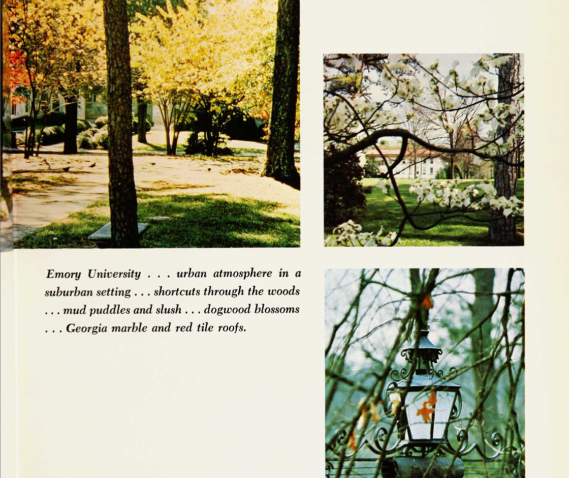 Emory Grapples With Yearbooks Containing Openly Racist Photos   The