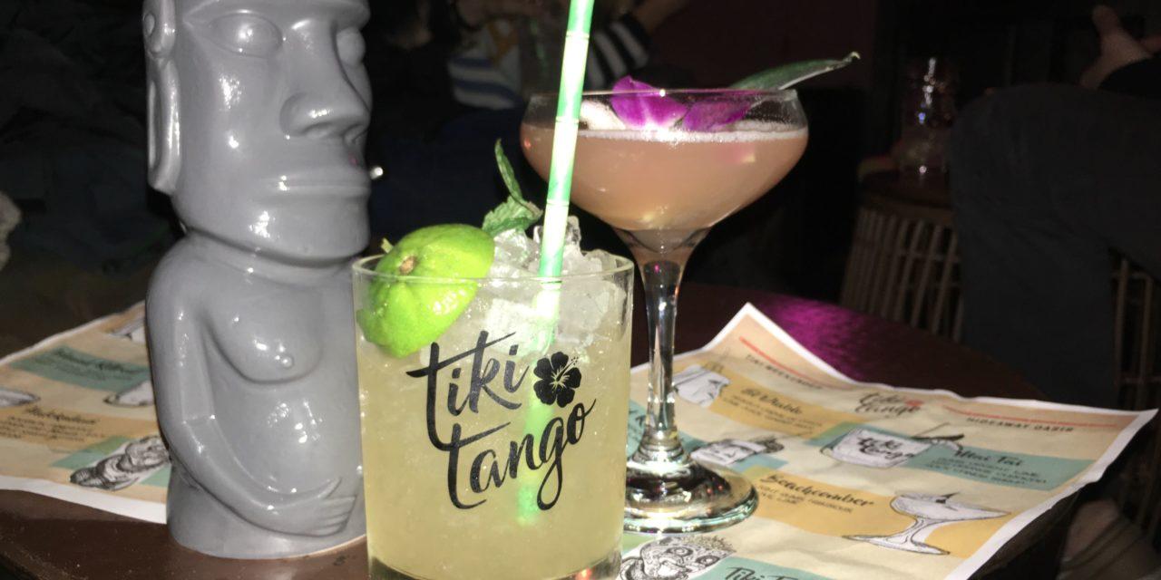 Tiki Tango Misses a Step