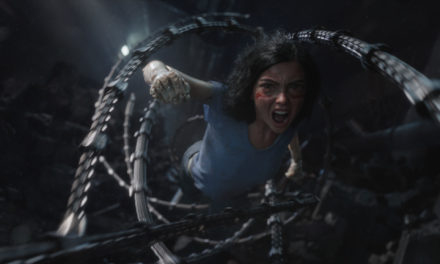 Alita Fights for Her Memory, Crushes Expectations