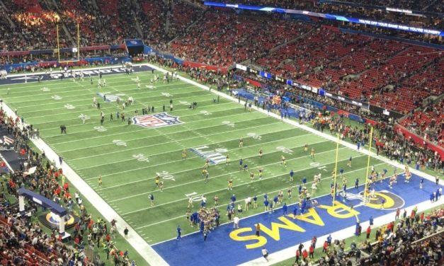 Students Partake in Super Bowl Spirit