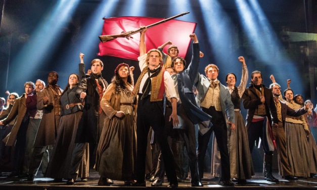 Lively 'Les Mis' Frazzles the Fox