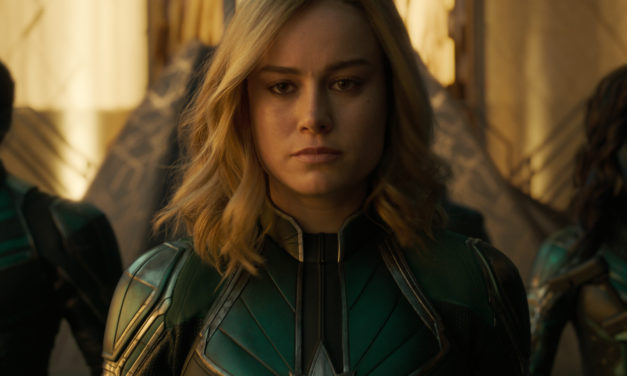 Competent 'Captain Marvel' Keeps With Conventions
