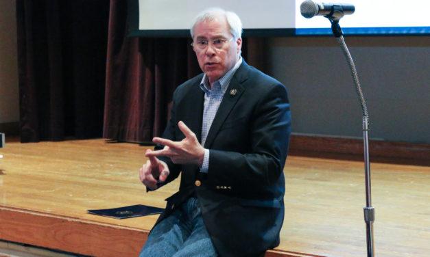 John Barrow: 2020 Election Requires Choosing 'Purity or Pragmatism'