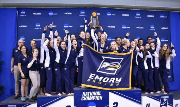 Dynasty Continues As Women's Swim and Dive Wins 10th Straight NCAA Title