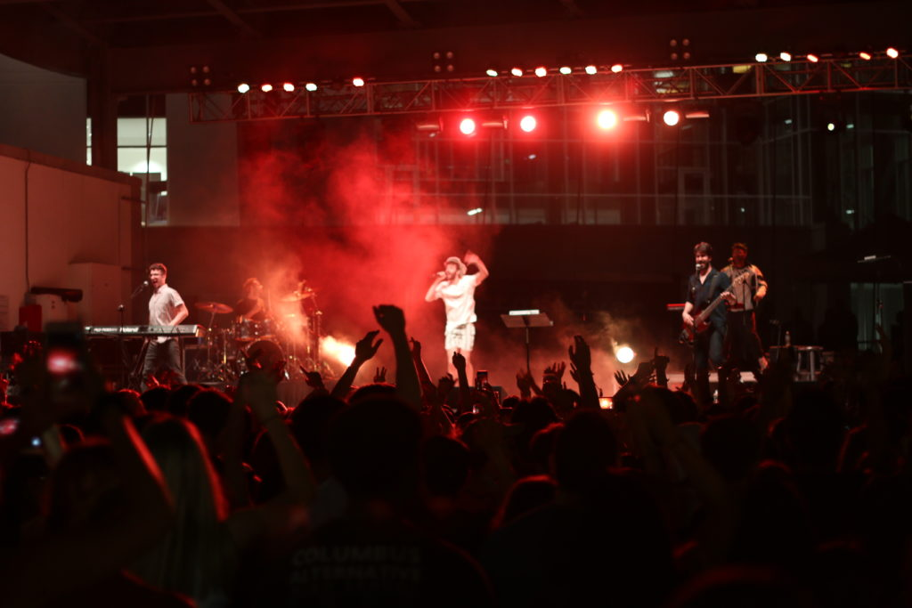 AJR Brings Boisterous Entertainment and Electronic Hits to