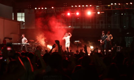 AJR Brings Boisterous Entertainment and Electronic Hits to Emory