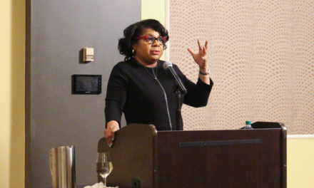 White House Correspondent April Ryan Discusses Race in the White House