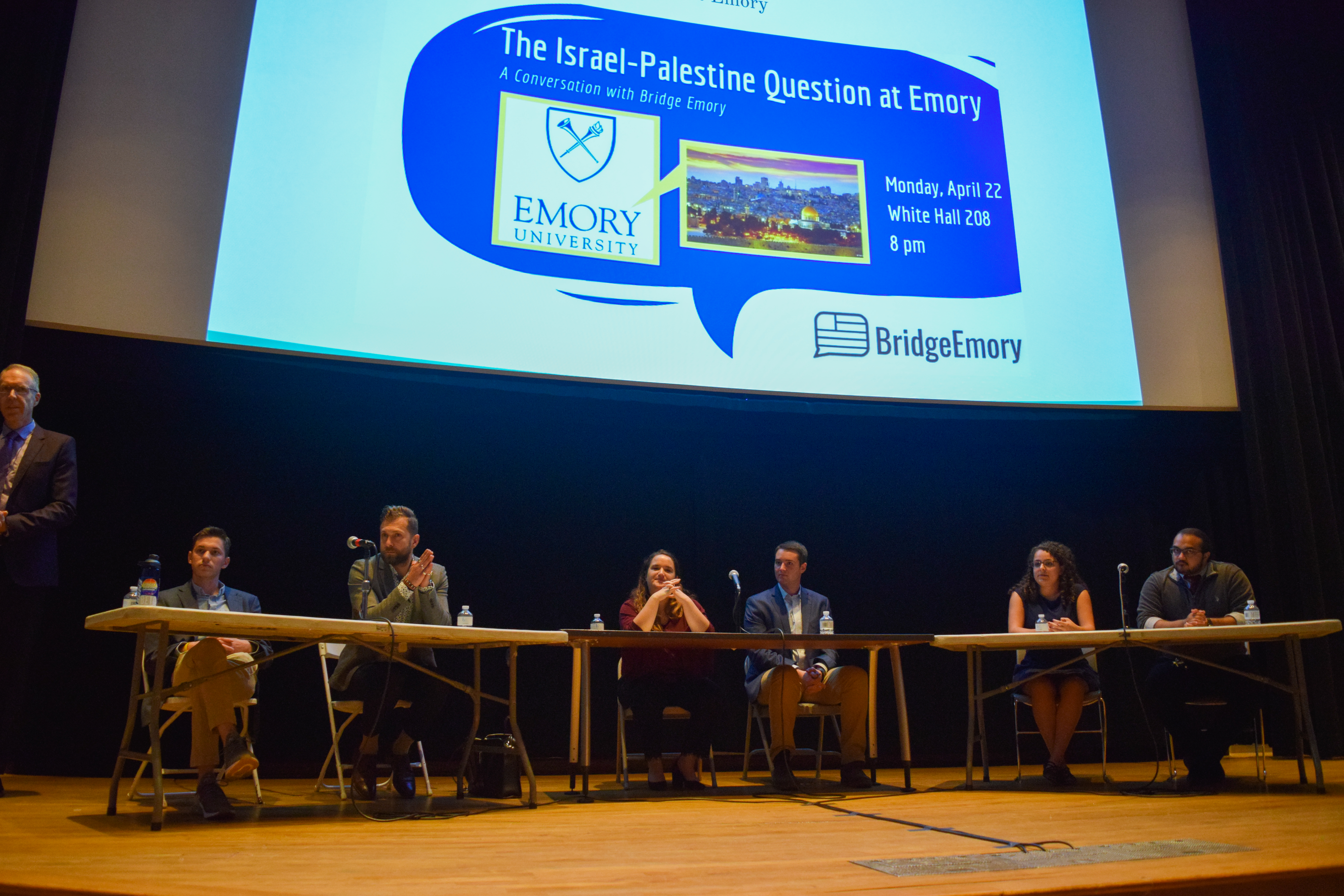 Students Host Dialogue About Mock Eviction Notices