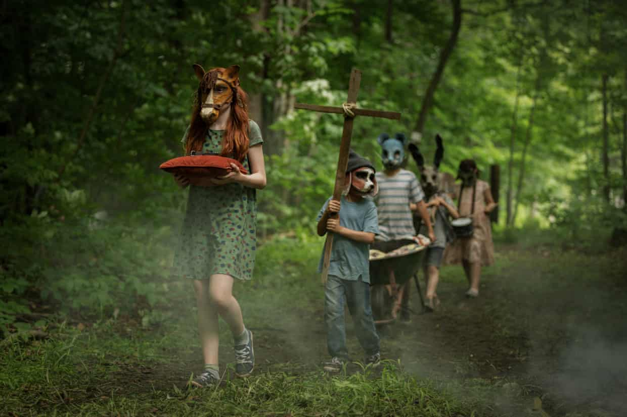 You'll Want to Be Buried in This 'Pet Sematary'