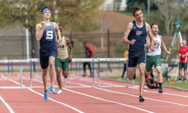 Track & Field Stays Hot, Finish Top 5 in Classic
