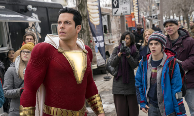 DC Serves Up Another Win With Superb 'Shazam!'