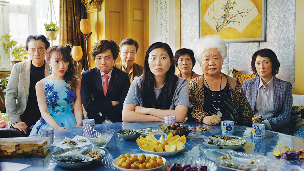 "Lulu Wang Talks Food, Family and ""The Farewell"""