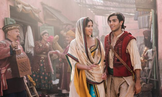 Disney's Remake of Aladdin Appeals to a Modern Audience