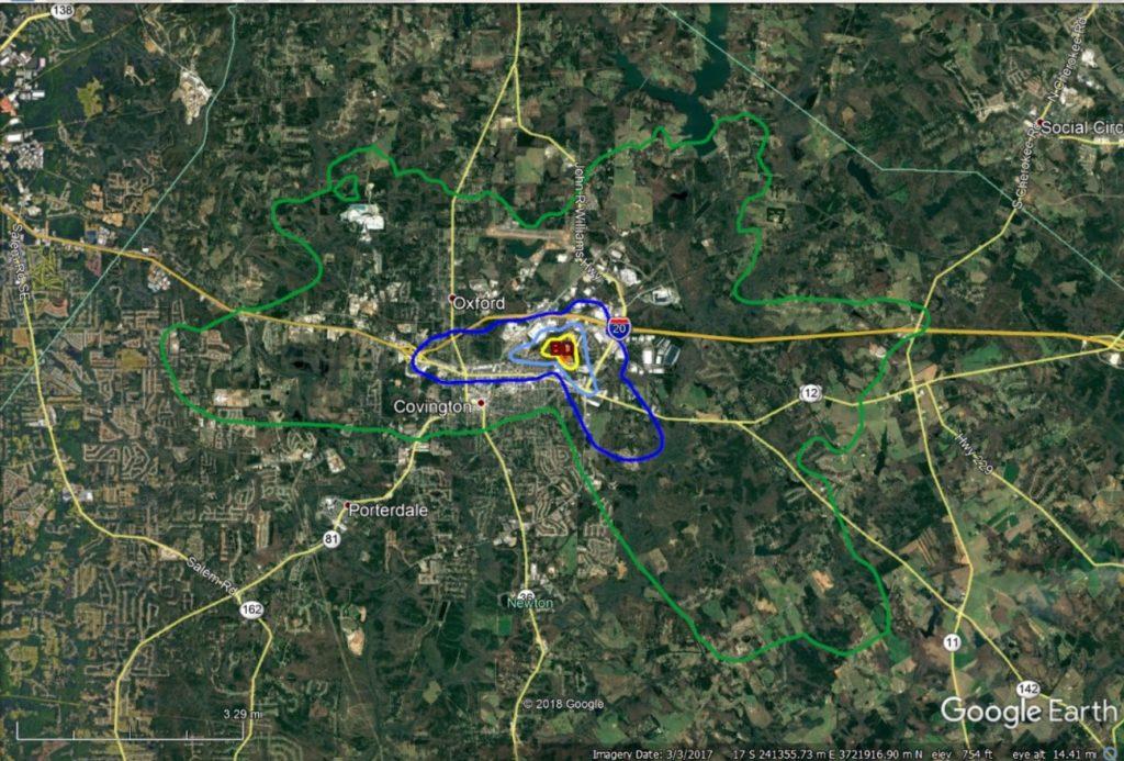 Environmental Report Finds High Levels of Carcinogenic Toxin ... on city of covington tx, fairfax county ga map, city in atlanta georgia 1939, madison county ga map, floyd county ga map, city street map of covington, city of covington ky, washington county ga map, henry county ga map, franklin ga map, central georgia railroad map, city of covington virginia badge, covington newton county map, montgomery county ga map, city of covington wa, city of covington washington, city of covington la map, city of porterdale ga, lithonia ga map, city of apache junction az map,
