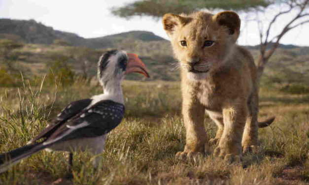 'The Lion King' Remake 'Ain't No Passing Craze'