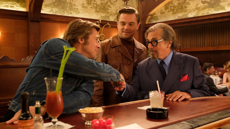 'Once Upon a Time … in Hollywood' Is Signature Tarantino, But Uninventive