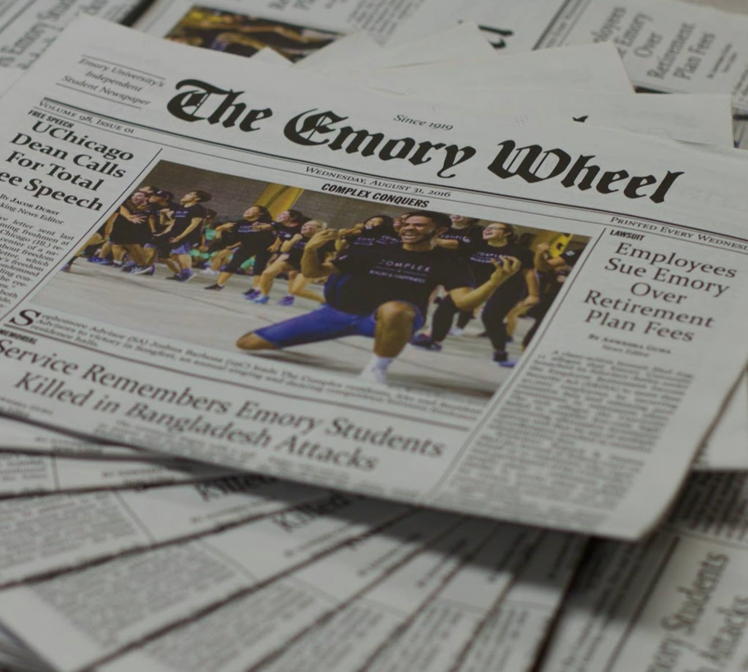 Retired New Yorker Editor Talks