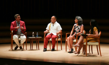 Emory Hosts Opening Event of AJC Decatur Book Festival: A Discussion of Immigration Issues and Latinx Representation
