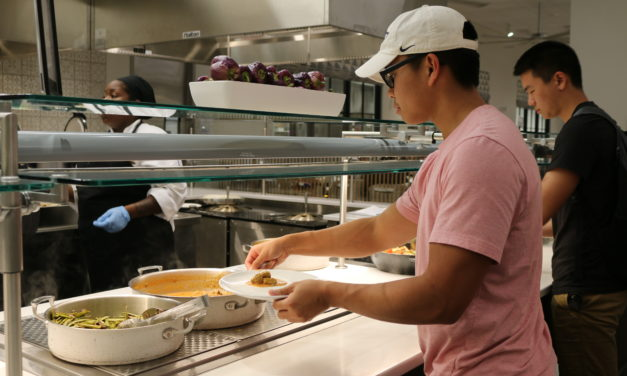 A Look Inside Emory's New Dining Facility