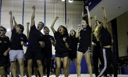 Amid Fierce Competition, Songfest Trophy Returns to Complex