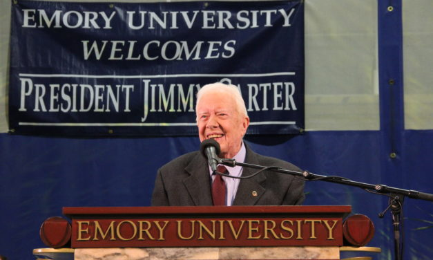 Carter Believes There is a 'Good Chance' for a Female President