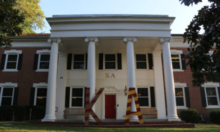 New Year Brings Myriad Changes to Greek Life