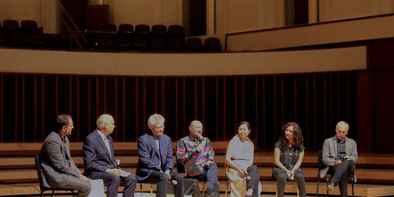 The Kronos Quartet Plays for Social Change