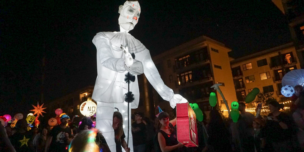 Atlanta Beltline Lantern Parade Captivates Thousands