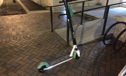 Lime Reworking Deployment of Scooters Around Emory