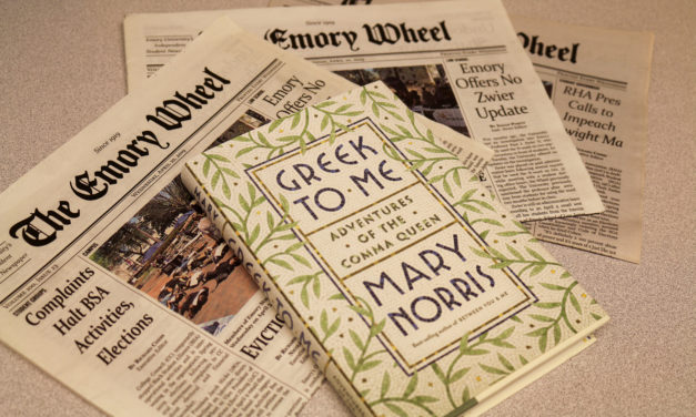 Retired New Yorker Editor Talks 'Greek to Me'