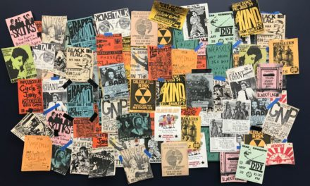 Punk's Not Dead: A Small Exhibit that Packs Serious Emotions