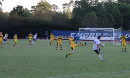 Emory Fails to Defend Their Home Field