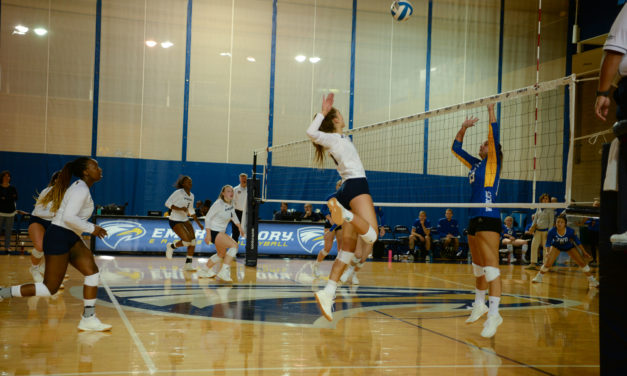 Eagles Ace the Emory Classic