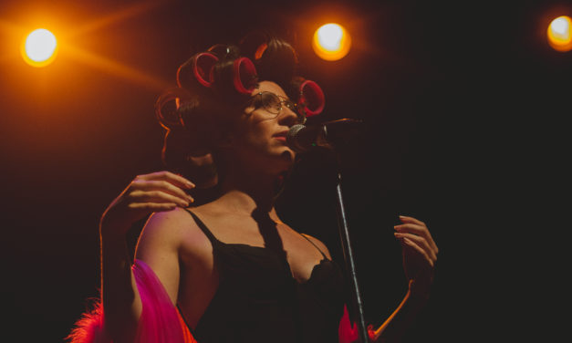 Boyfriend Brings Her Insightful Rap and Vintage Lingerie to Emory