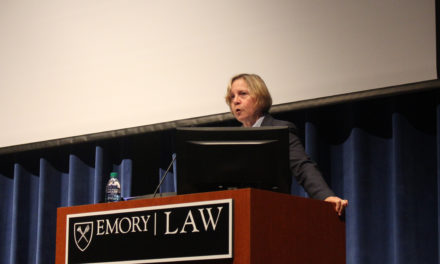 Dean Bobinski Addresses N-Word Controversy and Future of Emory Law