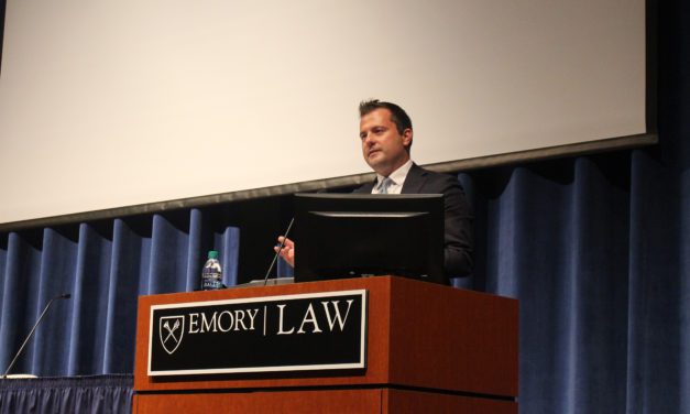 NATO Legal Adviser Addresses Law School