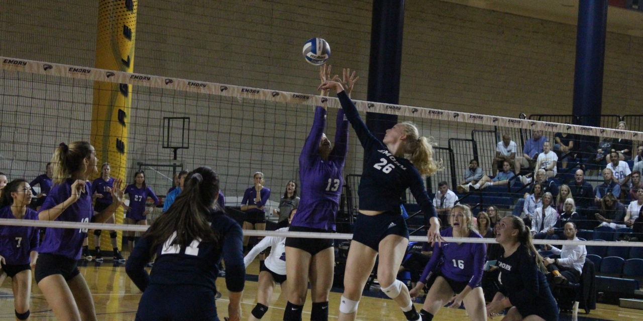 Eagles Remain Perfect in UAA Play