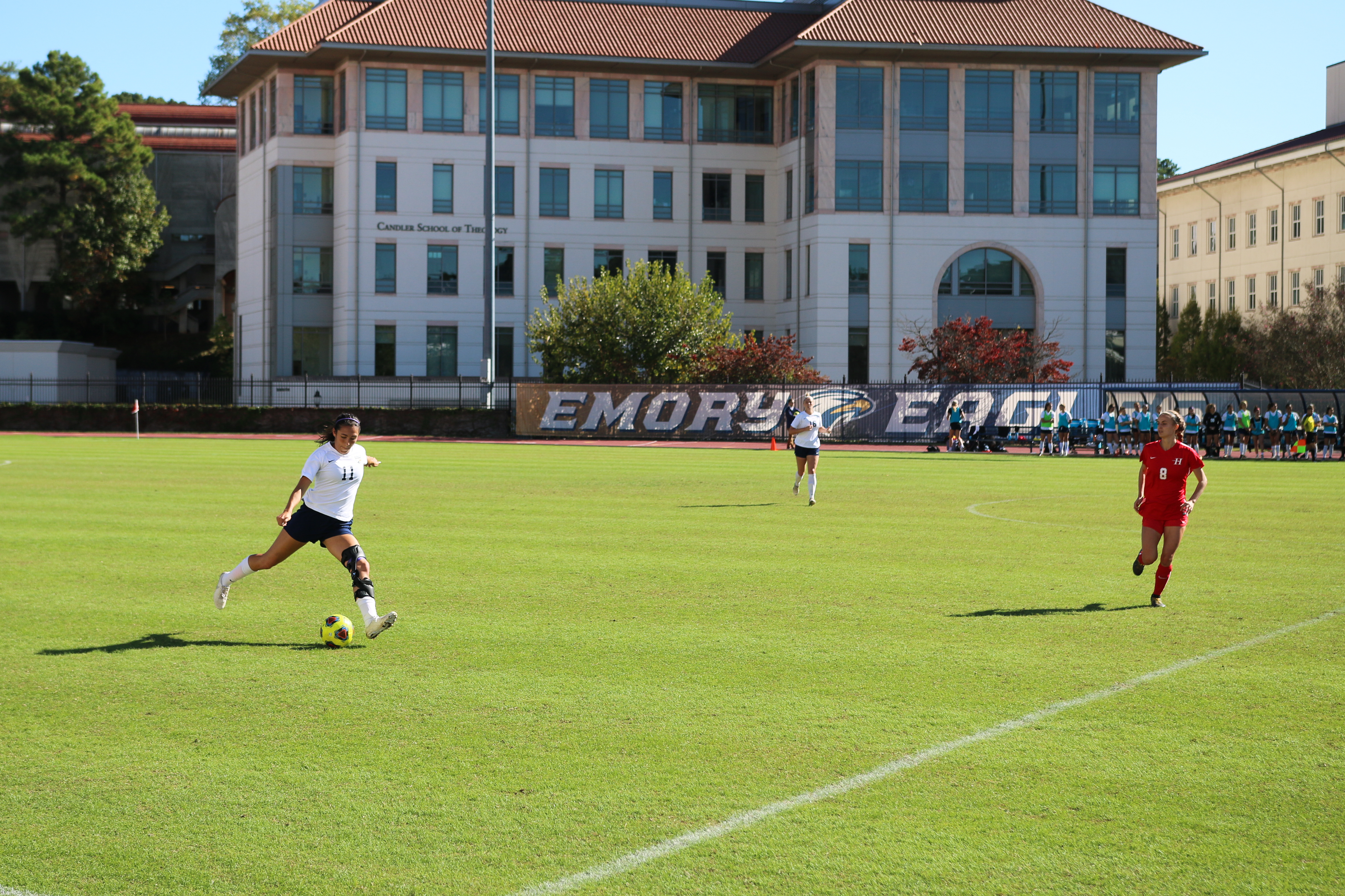 Eagles Demolish Huntingdon College 10-0