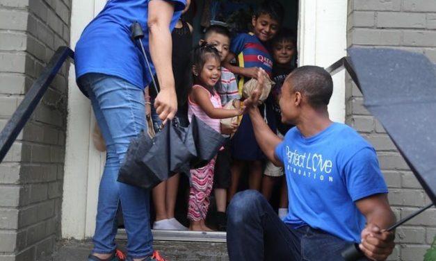 Wynn Spreads Hope and Love in Atlanta Community